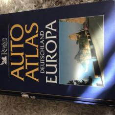 Atlas Europa- Reader S Digest- 1311 pagini