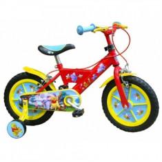Bicicleta pentru copii Winnie the Pooh 14 STAMP C899060NBASI - Tricicleta copii