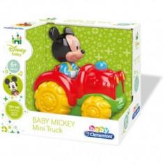 Minivehicul Mickey Mouse Clementoni