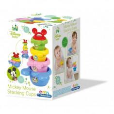 Jucarie de stivuit Mickey Mouse Clementoni