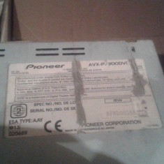 Dvd auto pioneer - DVD Player auto