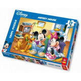 Puzzle Mickey Mouse 24 piese-TREFFL 3479