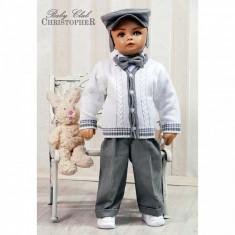 Costum elegant pentru baieti Christopher Baby Club 4624