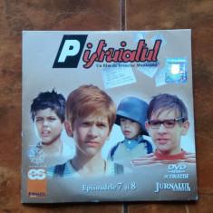 DVD PISTRUIATUL EPISOADELE 7-8 - Film Colectie, Romana
