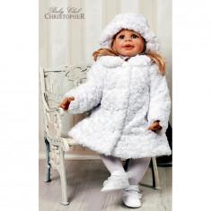 Compleu de iarna pentru fetite- Christopher Baby Club 4082A