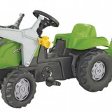 Tractor cu pedale si remorca Rolly Toys ROLLYKID-X