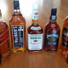 Whisky-pachet de 7 tipuri de whisky