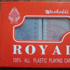 Carti de joc - 2 perechi - Royal - Carti poker