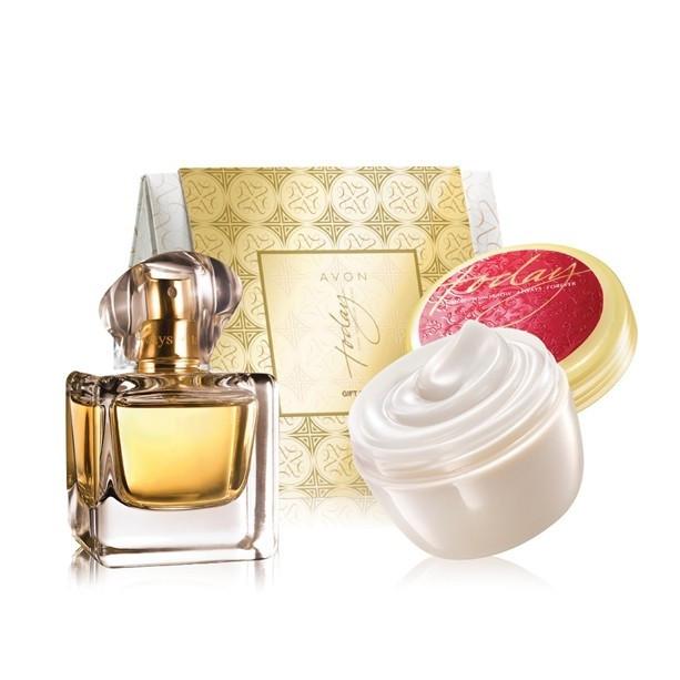 Apa de parfum Today 50ml + crema de corp Today 150ml AVON