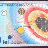 Ocazie! Bancnota 2000 lei cu eclipsa necirculata(UNC)!! - Bancnota romaneasca