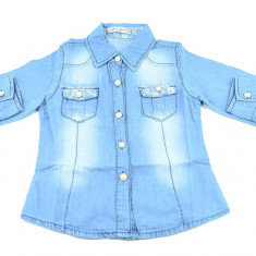 Camasa din blugi pentru fetite-HAPPY HOUSE ACC-G080
