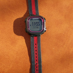 Ceas cu GPS Garmin Forerunner 10 - Monitorizare Cardio