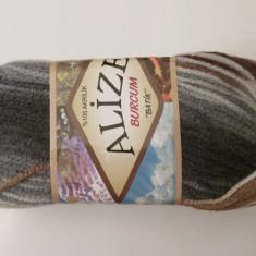 Alize Burcum Batik 5742 - Fir tricotat si crosetat