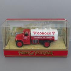 Camion Mack AC 1930 Conoco, Matchbox Yesteryear