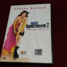 XXP DVD FILM MISS AGENT SECRET 2 - Film comedie Altele, Romana