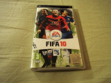 Fifa 10, PSP, original, alte sute de jocuri!, Sporturi, 3+, Single player, Ea Sports