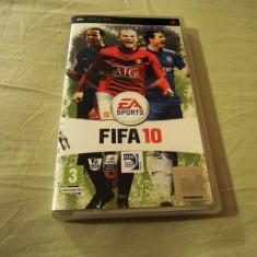 Fifa 10, PSP, original, alte sute de jocuri! - Jocuri PSP Ea Sports, Sporturi, 3+, Single player