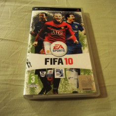 Fifa 10, PSP, original, alte sute de jocuri! - Jocuri PSP Ea Sports, Sporturi, 3+, Single player
