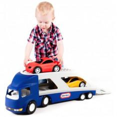 Jucarie Camion cu Rampa si Masinute Little Tikes Car Carrier - Vehicul