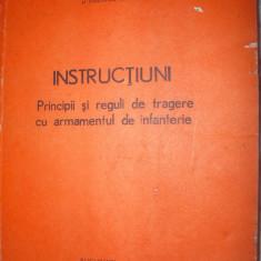 Regulament militar Instructiuni de tragere- 1993