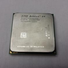 Procesor AMD Athlon64 3700+ 2, 2 ghz soket 939 - ADA3700DAA5BN - Procesor PC AMD, Numar nuclee: 1, 2.0GHz - 2.4GHz