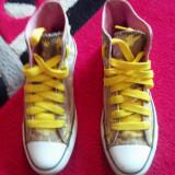 Converse All Star originali, high top, marimea 41-26 cm. - Tenisi dama Converse, Culoare: Multicolor, Textil