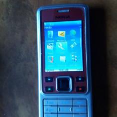 NOKIA 6300, FUNCTIONEAZA . - Telefon Nokia, Argintiu, Nu se aplica, Fara procesor
