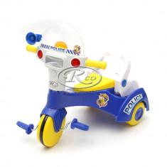 Tricicleta pentru copii RCO TOYS TP 1001 - Tricicleta copii