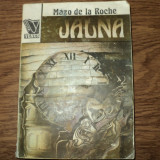 Jalna de Mazo de la Roche (vol 1) - Roman, Anul publicarii: 1990