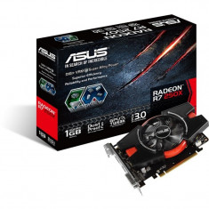 Placa video ASUS Radeon R7 250X 1GB DDR5 128-bit - Placa video PC AMD