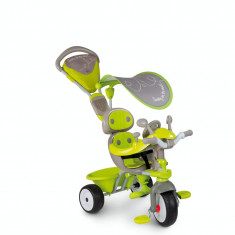 Tricicleta Baby Driver Confort Paris Smoby 3 in 1 7600434110 - Tricicleta copii