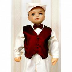 Vesta eleganta pentru baieti Christopher Baby Club 3887C