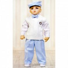 Costum elegant pentru baieti Christopher Baby Club 3139