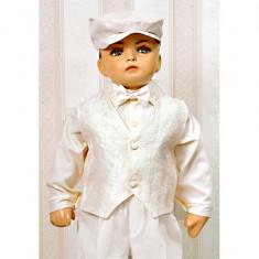Vesta eleganta pentru baieti Christopher Baby Club 3887D