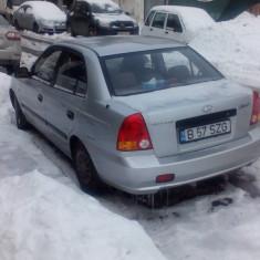 Hyundai accent, An Fabricatie: 2004, Benzina, 127000 km, 1341 cmc
