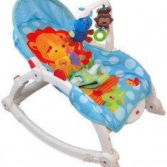 Scaun balansoar multifunctional-BABY MIX TT-130824C - Leagan