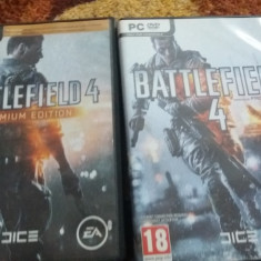 Battlefield 4 PC Ea Games Standard + Premium edition