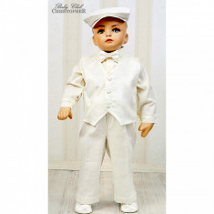Costum elegant pentru baieti Christopher Baby Club 3221A