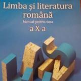 Limba si Literatura Romana, Manual clasa a Xa, editura ART