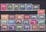 ROMANIA 1941 , LP 144 , MONUMENTE  ISTORICE  SERIE  MNH, Nestampilat