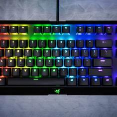 Tastatura gaming mecanica RAZER Blackwidow X Tourn Edition Chroma