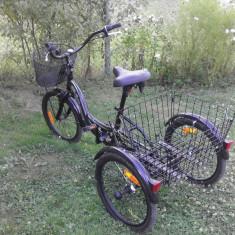 Tricicleta noua - Bicicleta Dama Corratec, 22 inch, 14 inch, Numar viteze: 2