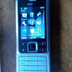 NOKIA 6300, FUNCTIONEAZA . SE VINDE FARA BATERIE ! - Telefon Nokia, Argintiu, Nu se aplica, Fara procesor
