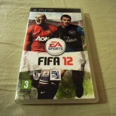 Fifa 12, PSP, original, alte sute de jocuri! - Jocuri PSP Ea Sports, Sporturi, 3+, Single player