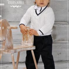 Compleu casual-elegant pentru baietei-SZAFA KRASNALI WA016