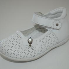 Balerini ortopedici din piele pentru fetite-SIBEL - Balerini copii