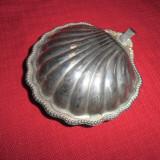 Scoica metalica  pentru servit icre, unt, Scaune, 1900 - 1949
