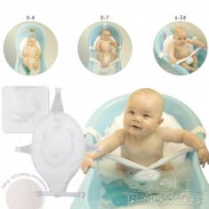 Suport de baie pentru bebelusi tip hamac-Baby Matex 0166