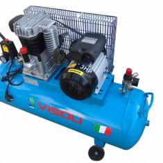 Compresor aer Visoli 200L/220v sau 380V Oferta Limitata - Compresor electric