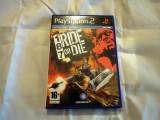 187 Ride or Die, PS2, original! Alte sute de jocuri!, Curse auto-moto, 16+, Single player, Ubisoft